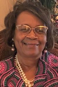 Linda Banks Barnes of the Nece Hopson Memorial Foundation (NHMF)